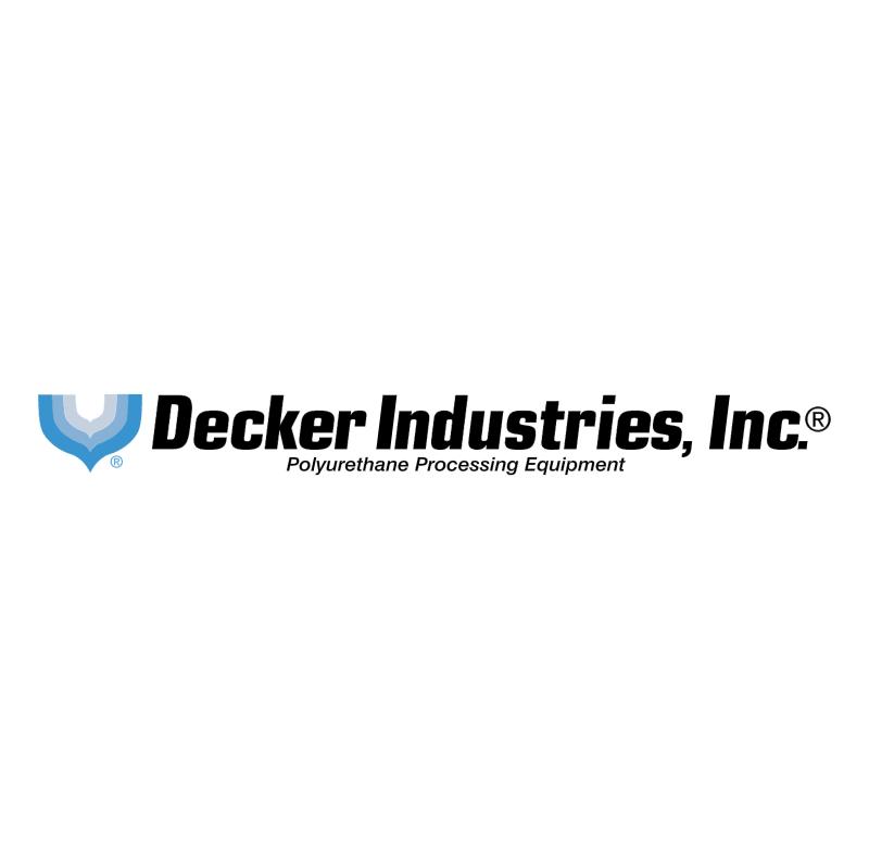 Decker Industries vector