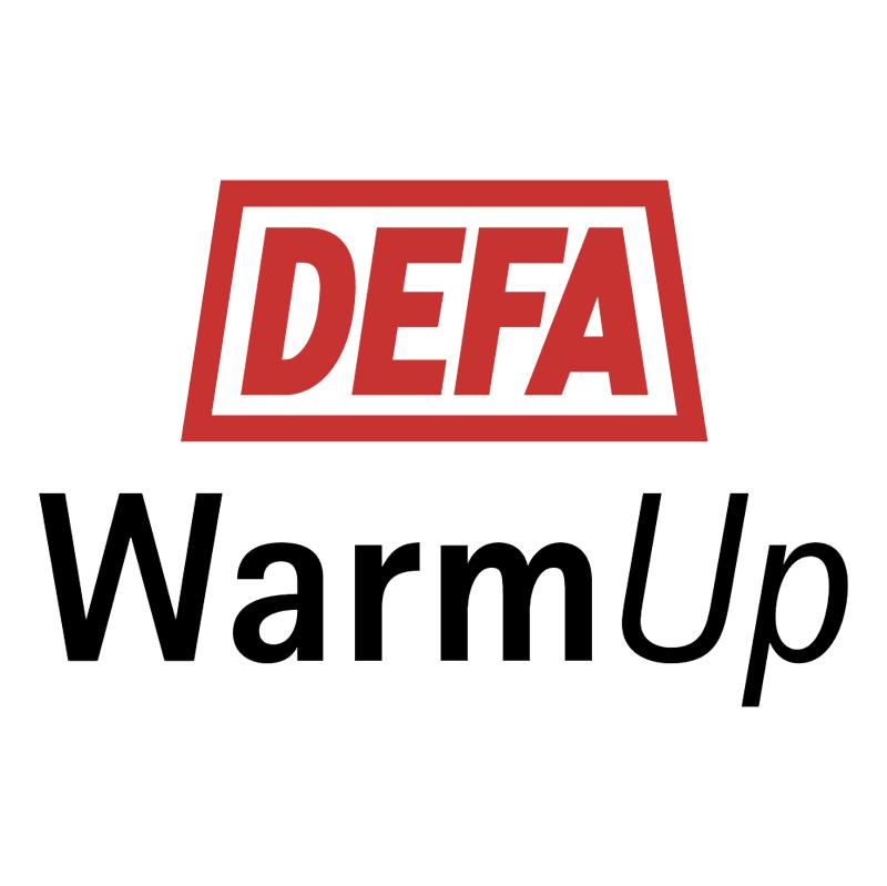 Defa WarmUp vector