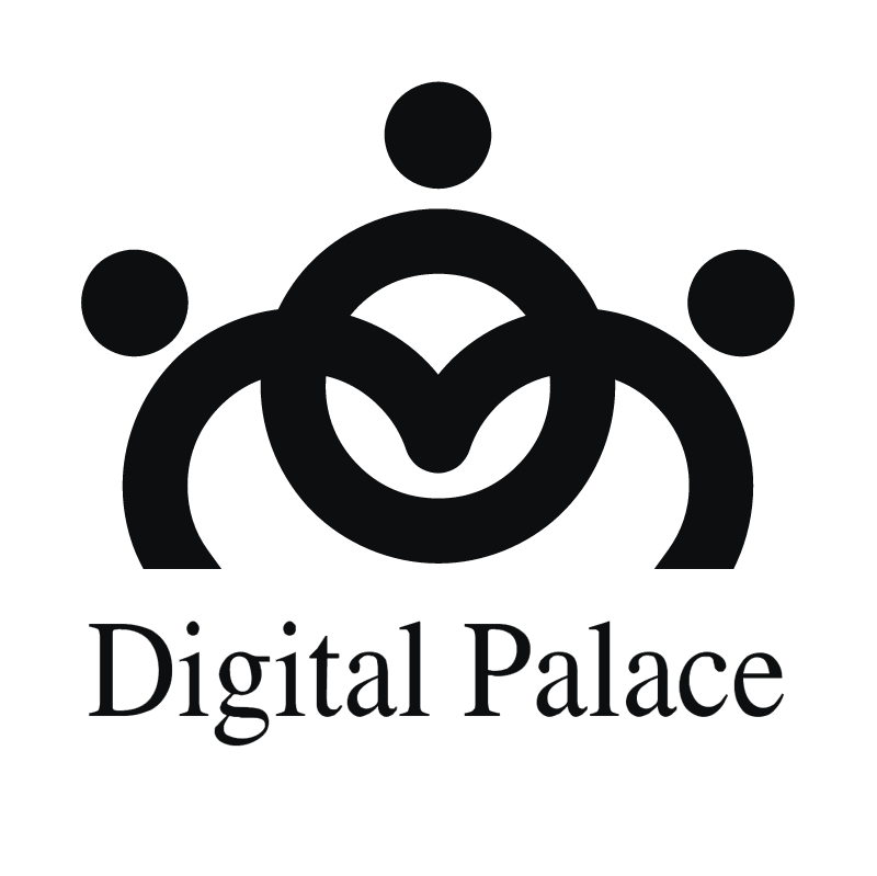 Digital Palace vector logo