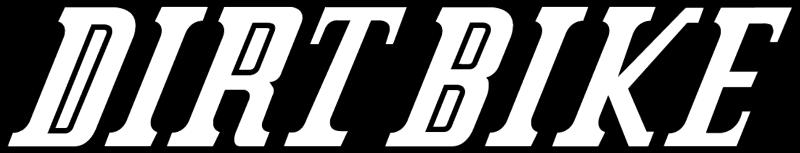 Dirt Bike Mag vector