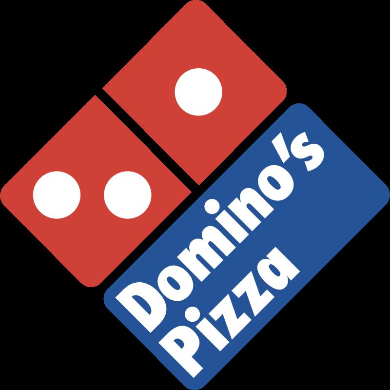 DOMINOS PIZZA 1 vector
