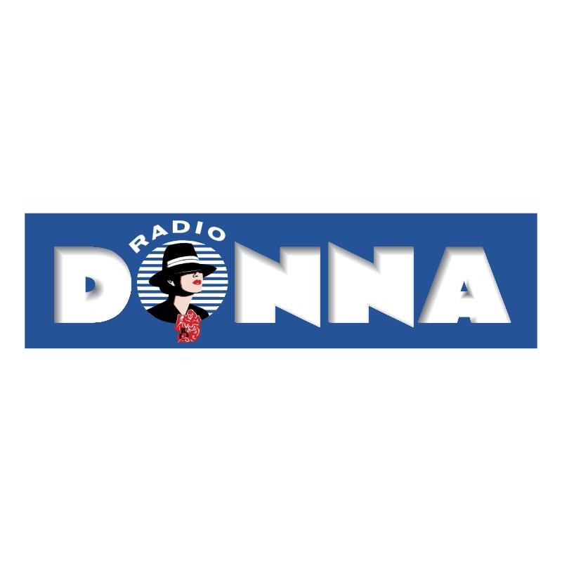 Donna Radio vector