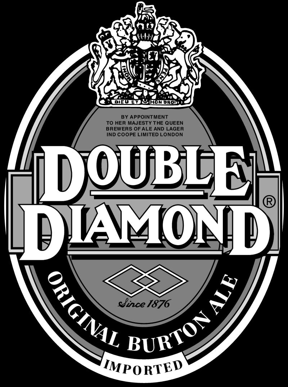 Double Diamond Ale vector