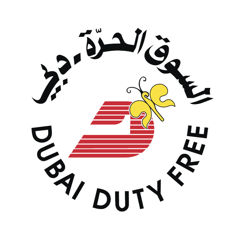 Dubai Duty Free vector