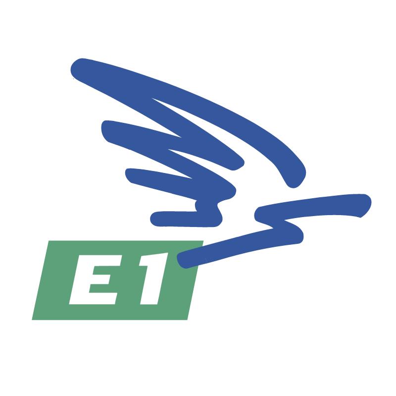 E1 vector