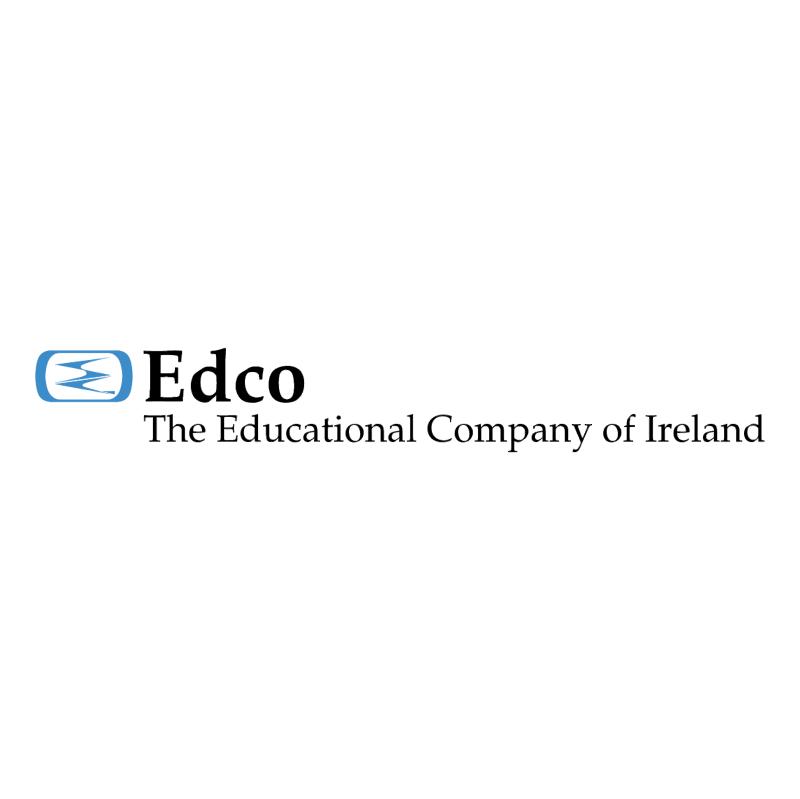 Edco vector logo
