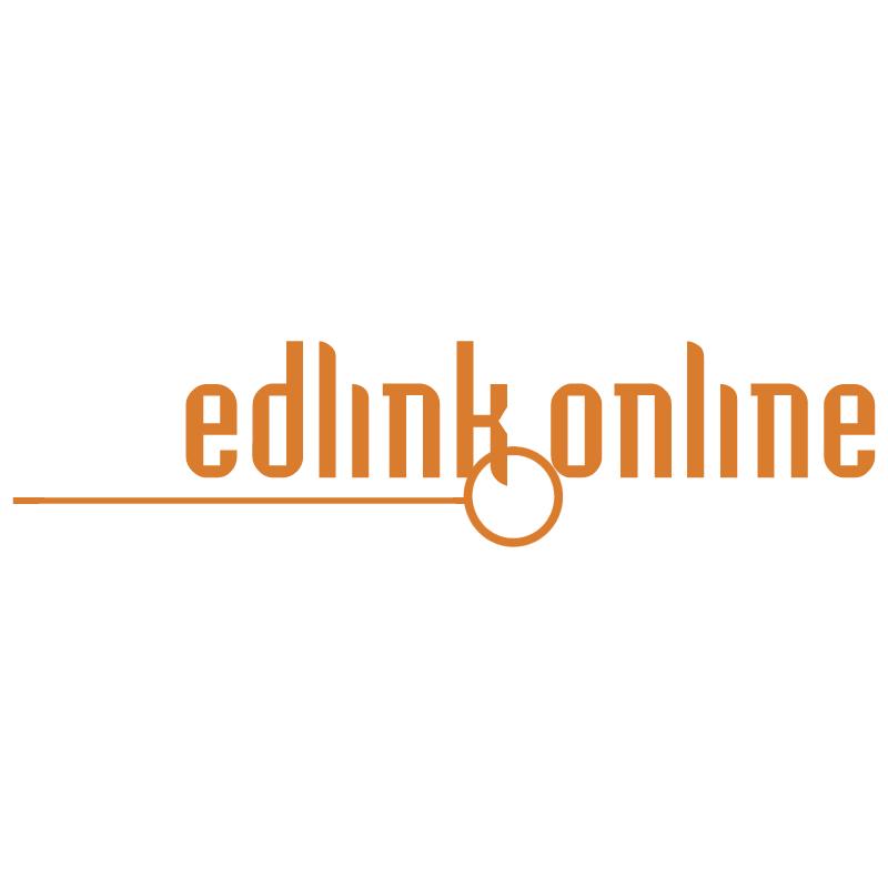 Edlink Online vector