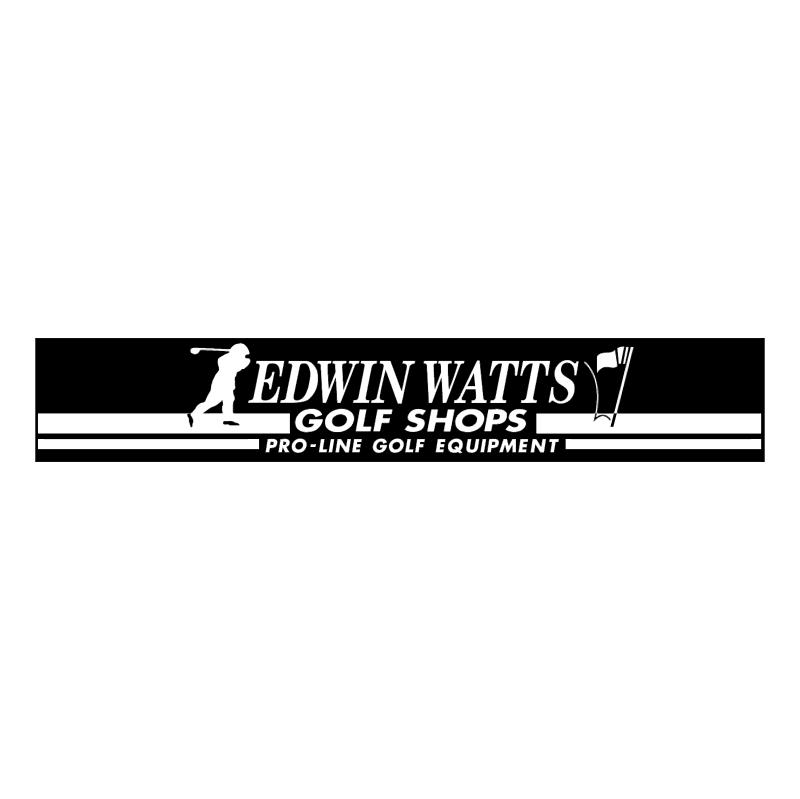 Edwin Watts Golf Shop vector