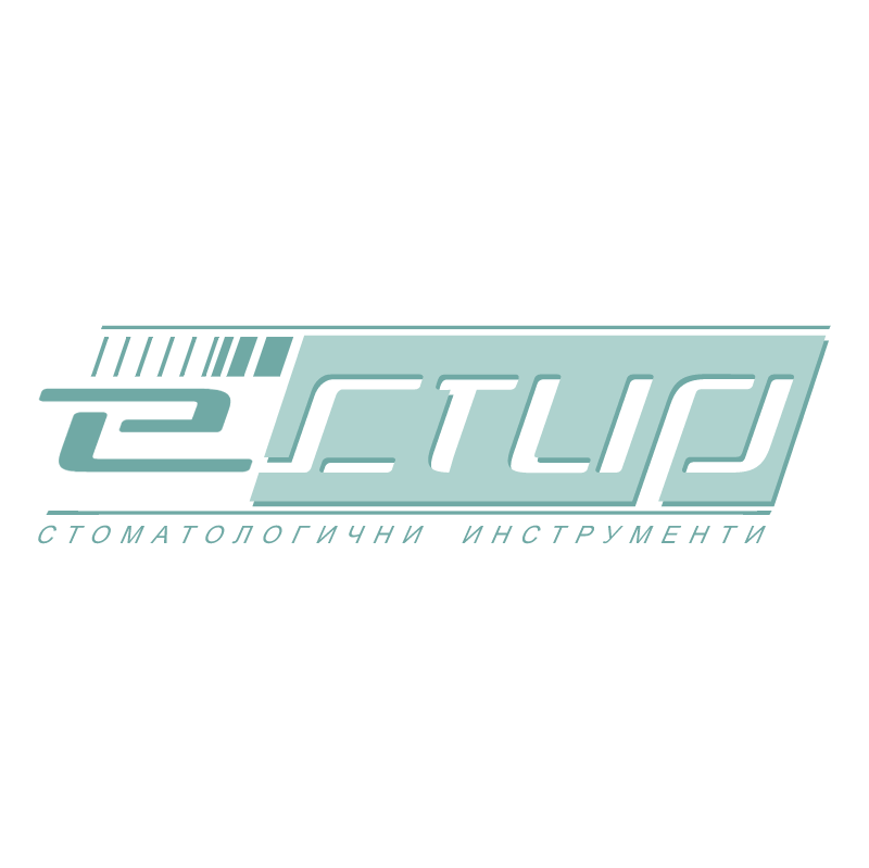 Estir vector logo
