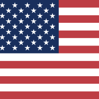 Flag of United States Minor Outlying Islands vector