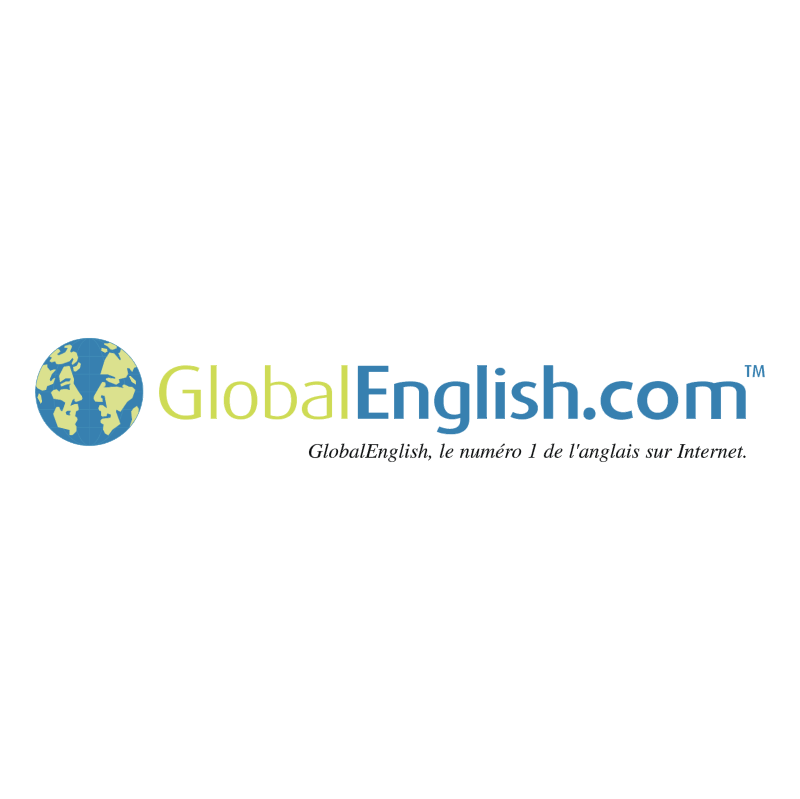 GlobalEnglish com vector