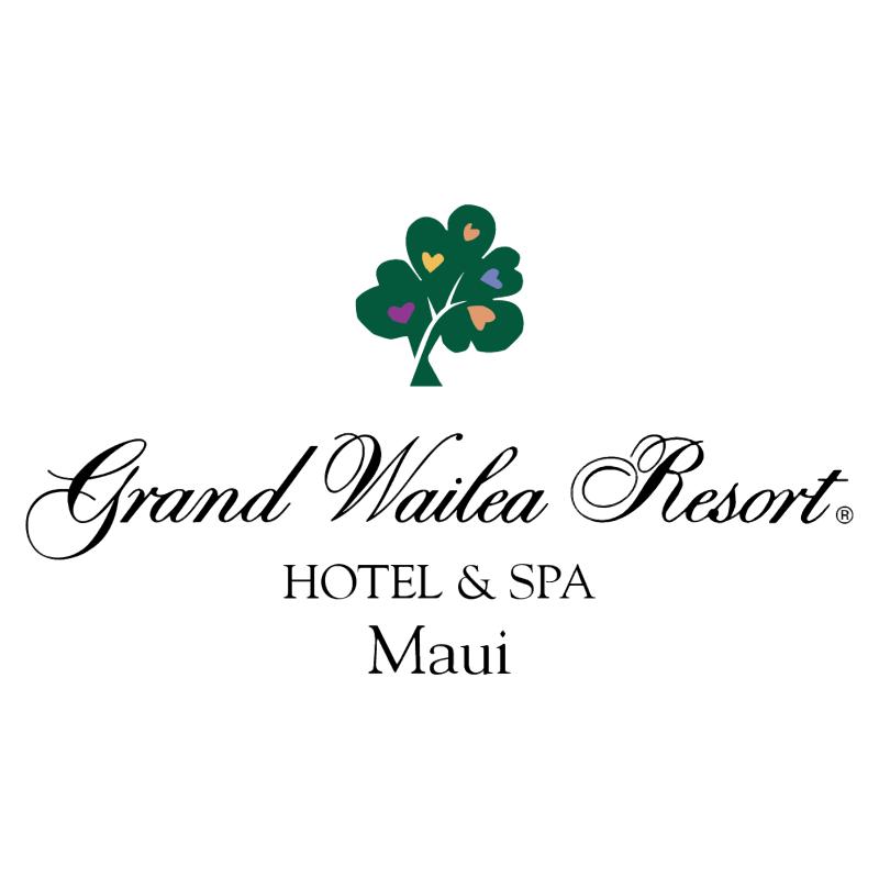 Grand Wailea Resort vector