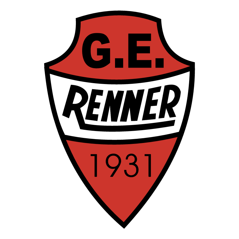 Gremio Esportivo Renner de Porto Alegre RS vector