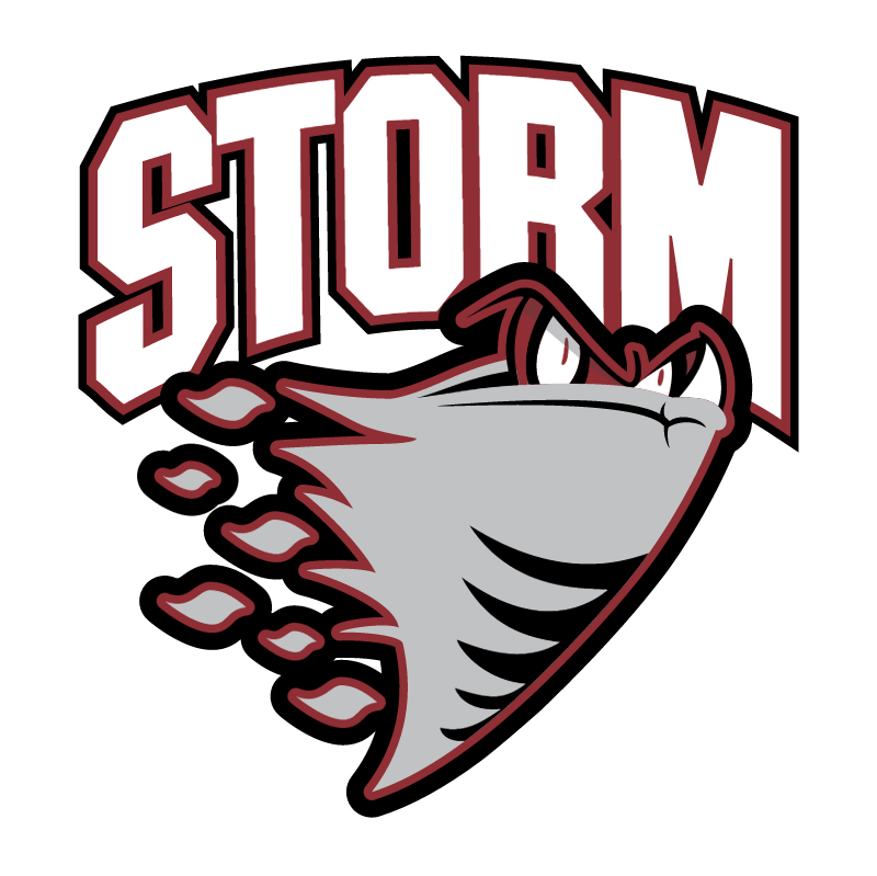 Guelph Storm vector logo