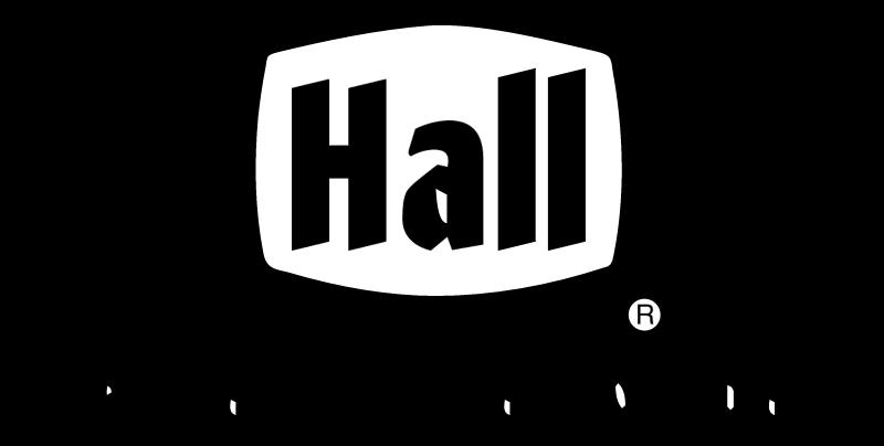 Hall China vector