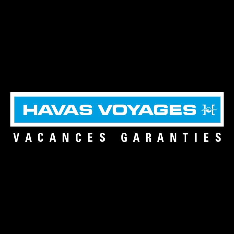 Havas Voyages vector