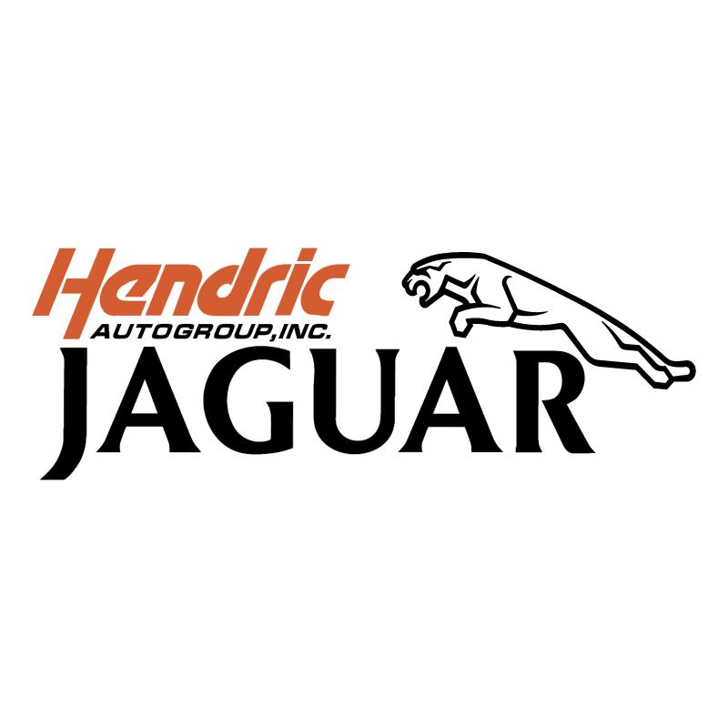 Hendrick Jaguar vector