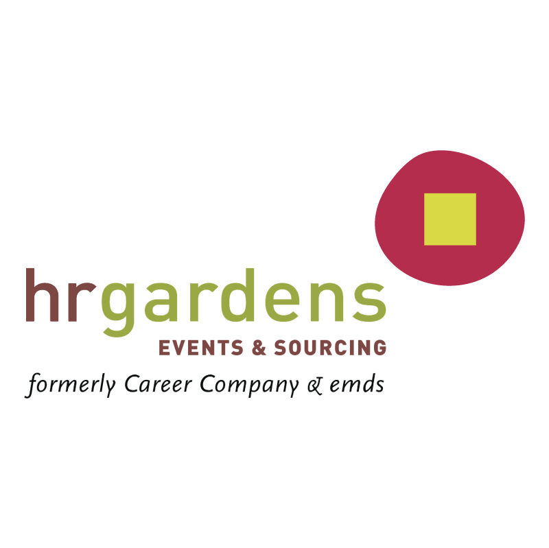 HR Gardens vector