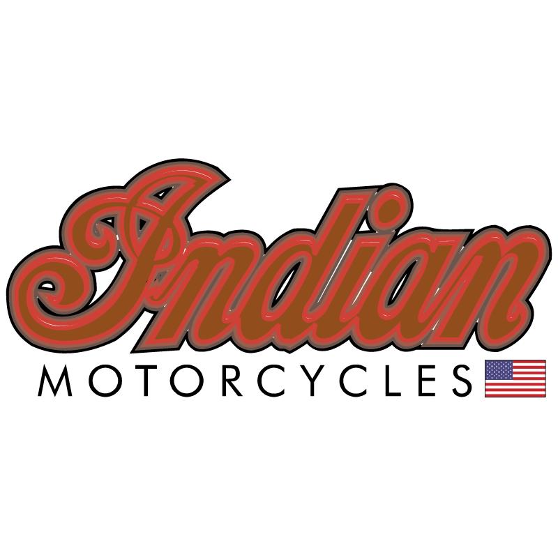 Indian Motorcycles vector