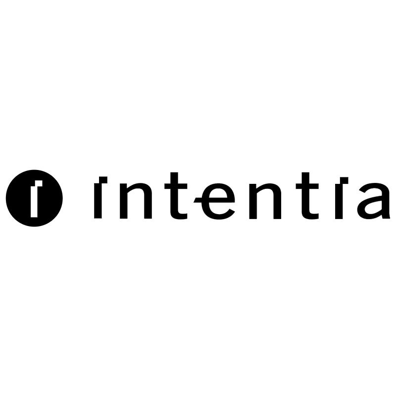 Intentia vector logo