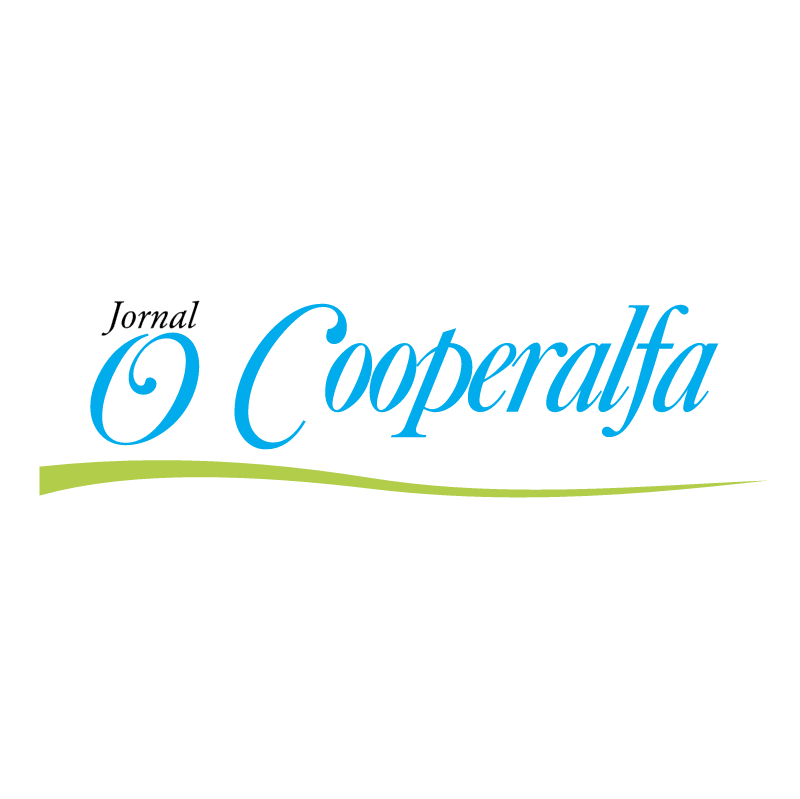 Jornal Cooperalfa vector