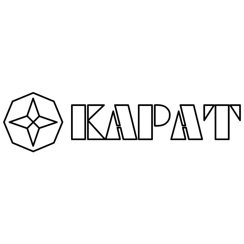 Karat vector logo