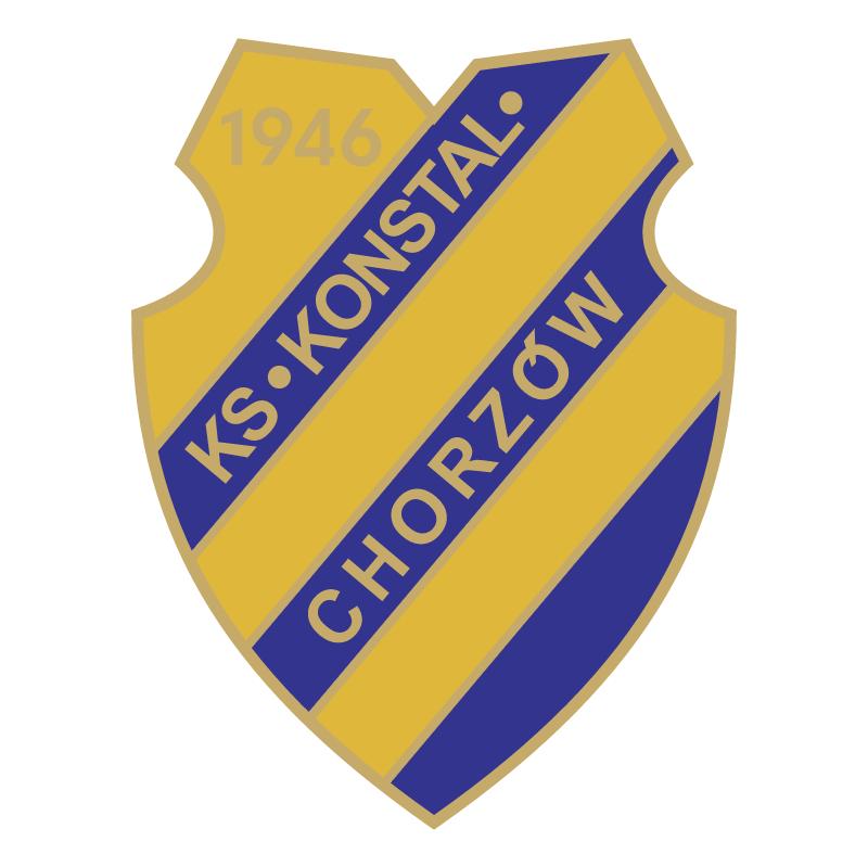 KS Konstal Chorzow vector logo