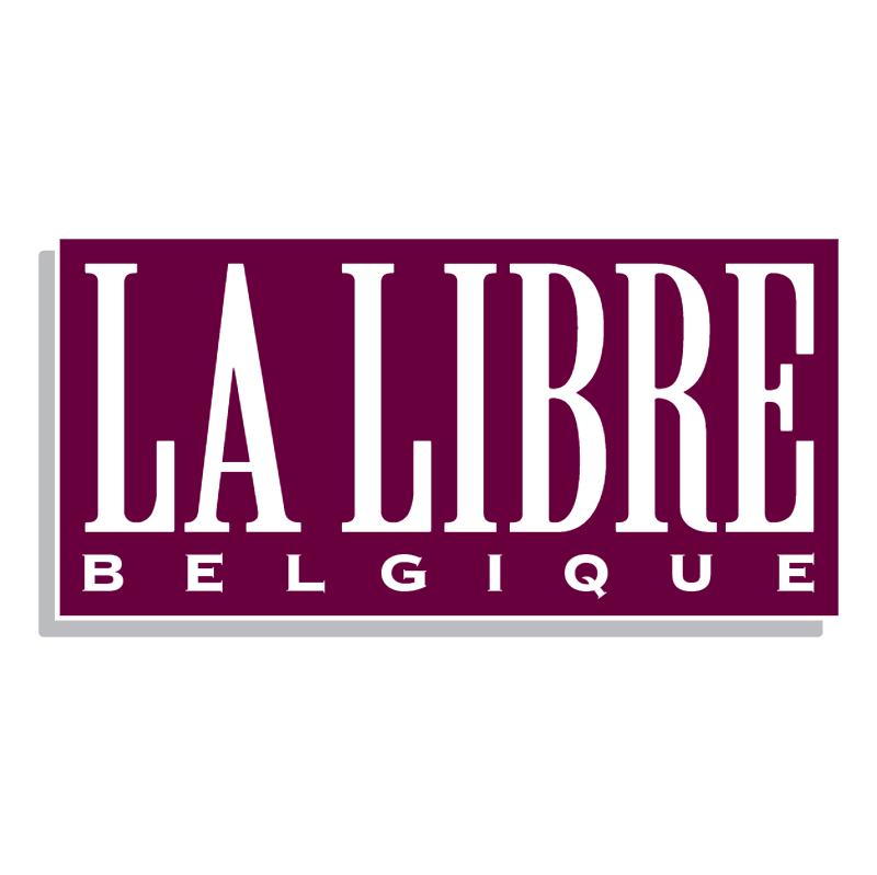 La Libre Belgique vector