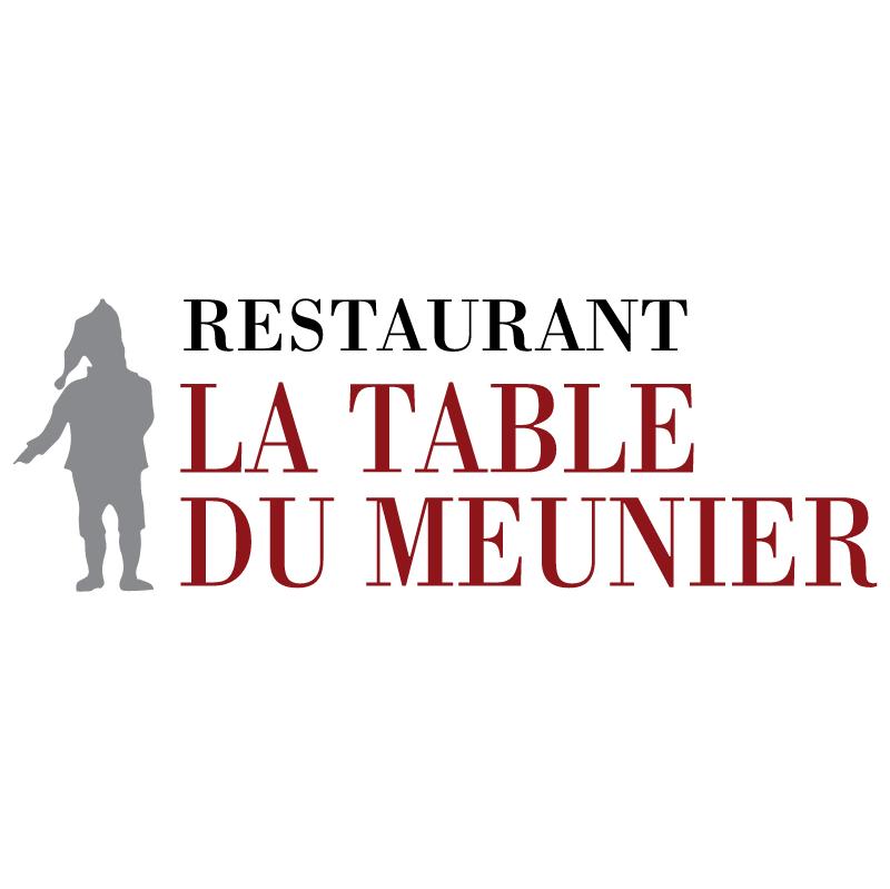 La Table du Meunier vector