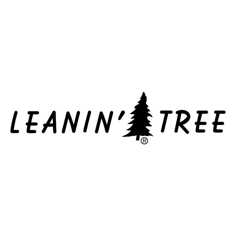 Leanin' Tree vector
