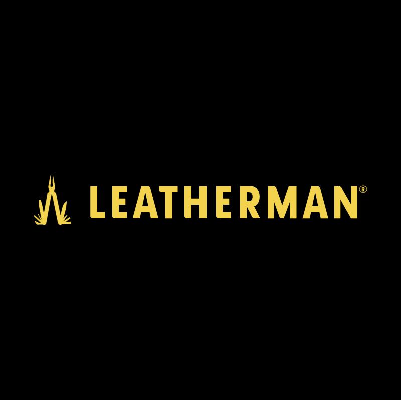 Leatherman vector logo