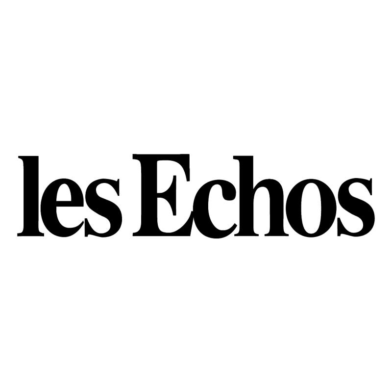 Les Echos vector