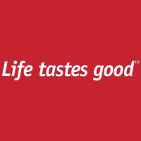 Life tastes good vector