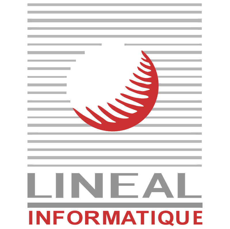 Lineal Informatique vector logo