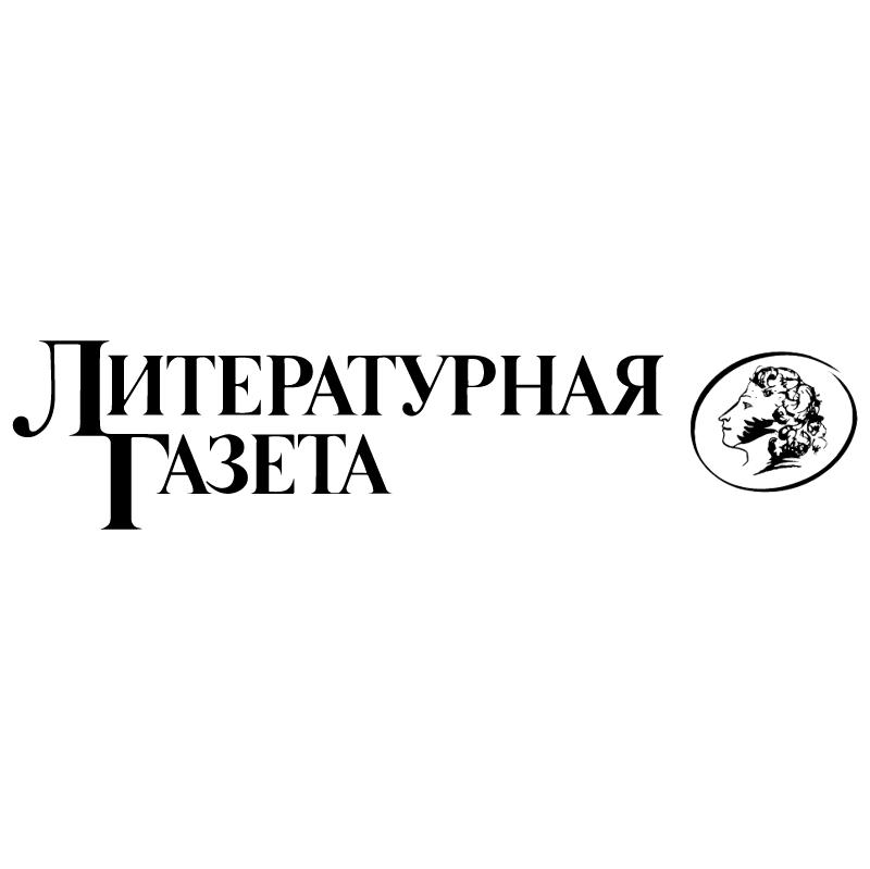Literaturnaya Gazeta vector