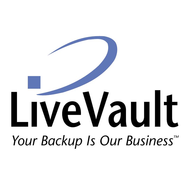 LiveVault vector