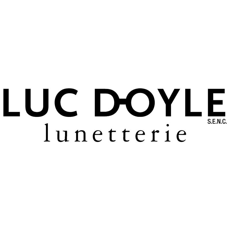 Luc Doyle lunetterie vector