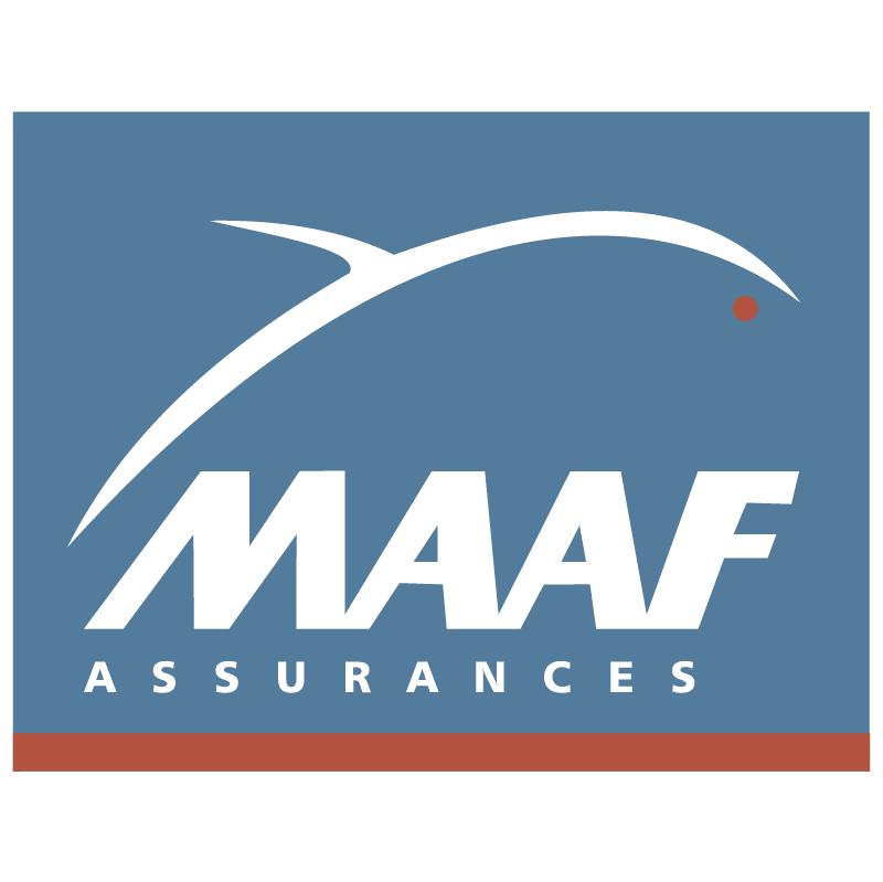 MAAF vector logo