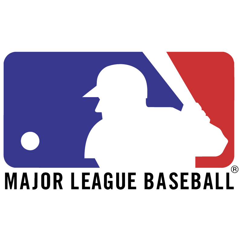 Major League Baseball vector