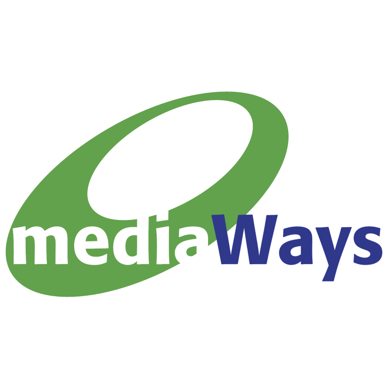 MediaWays vector logo
