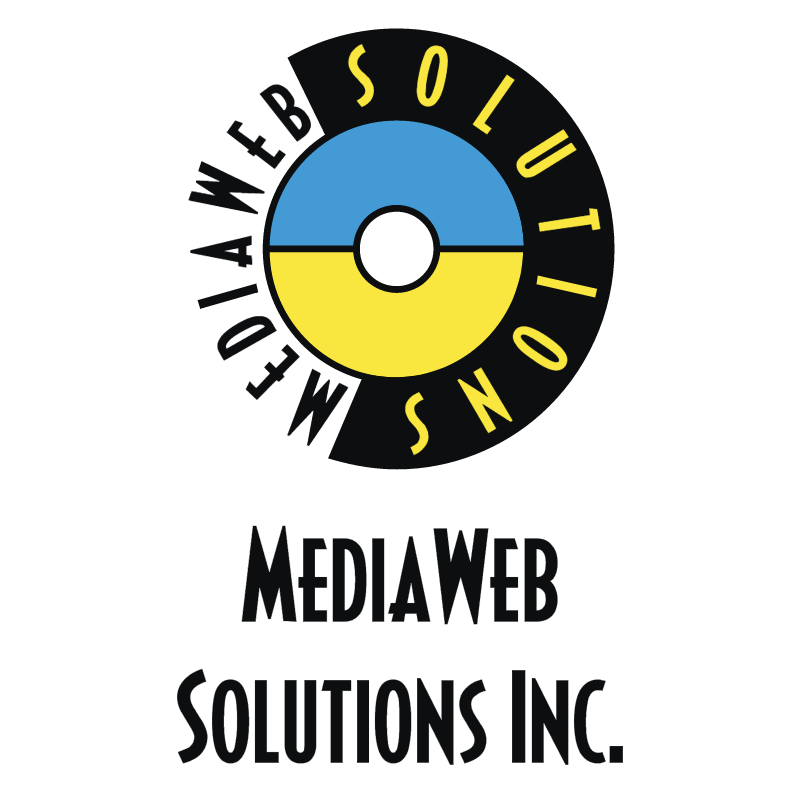 MediaWeb Solutions vector