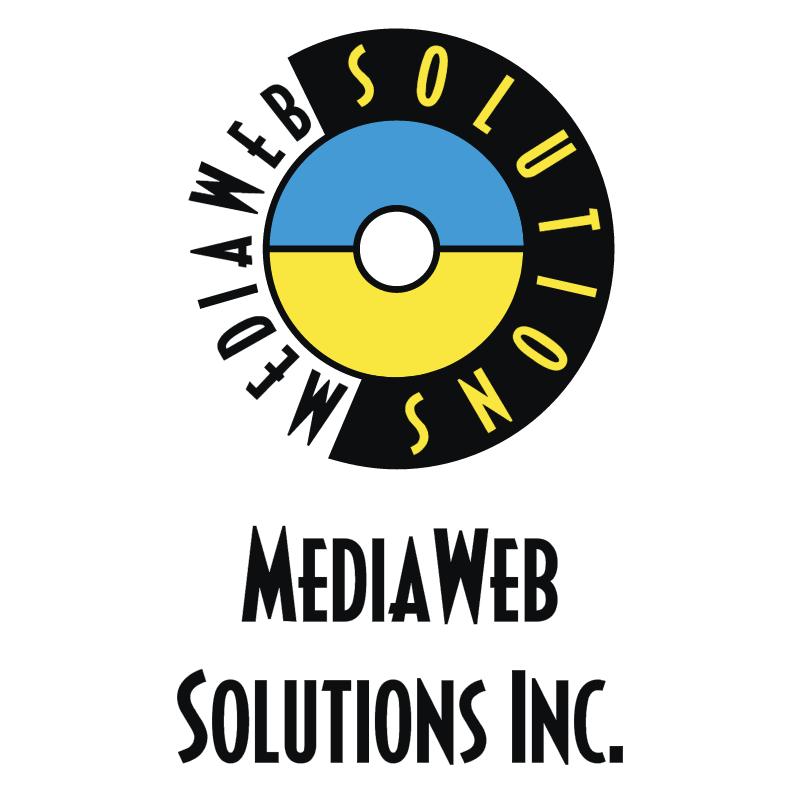 MediaWeb Solutions vector