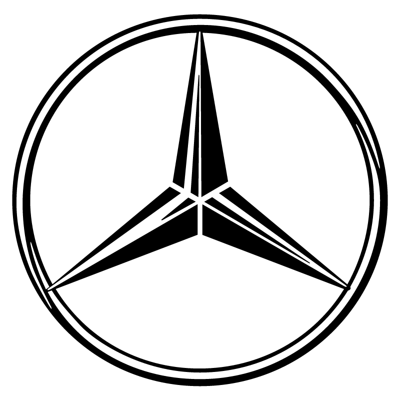 Mercedes vector