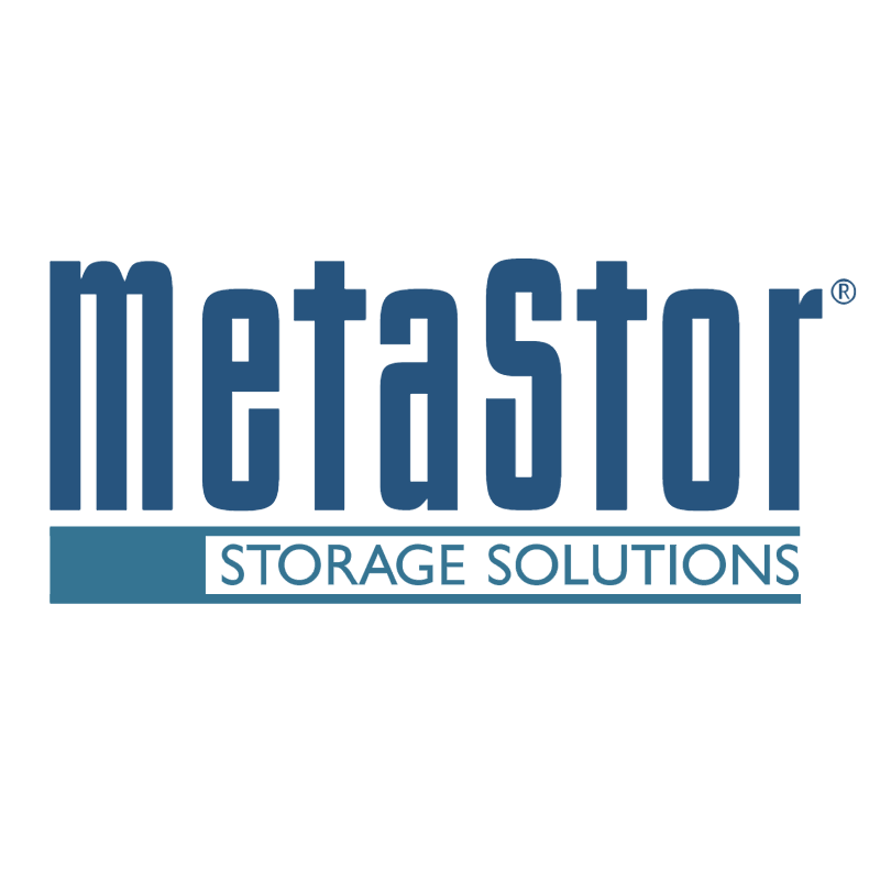MetaStor vector logo