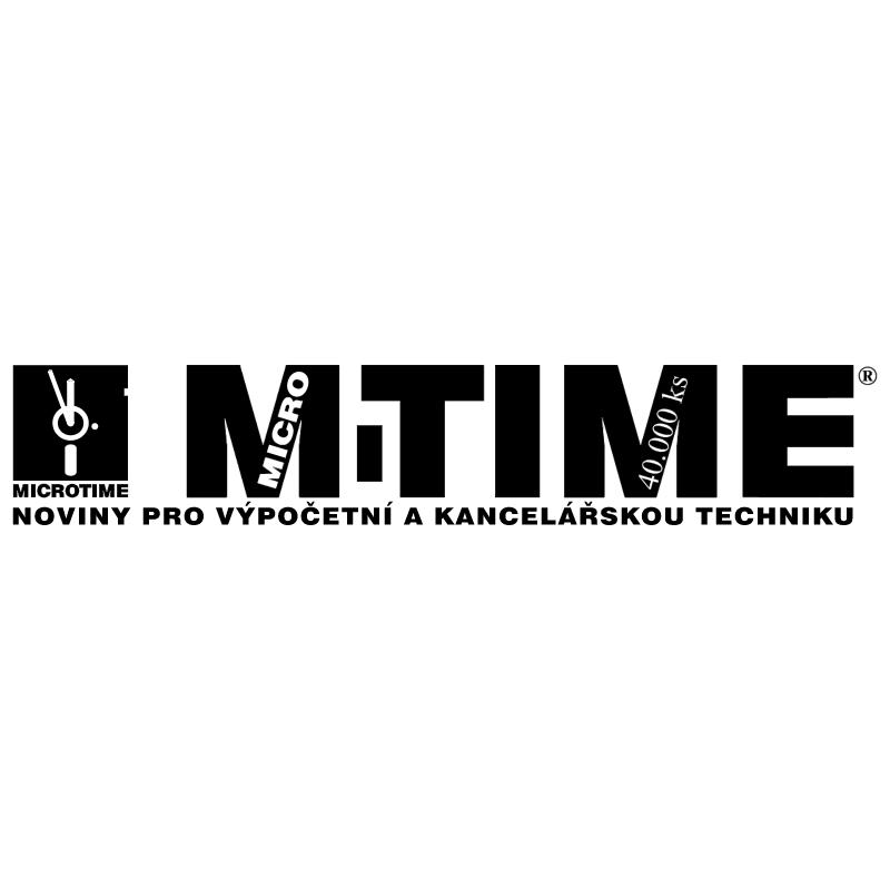 Micro Time vector