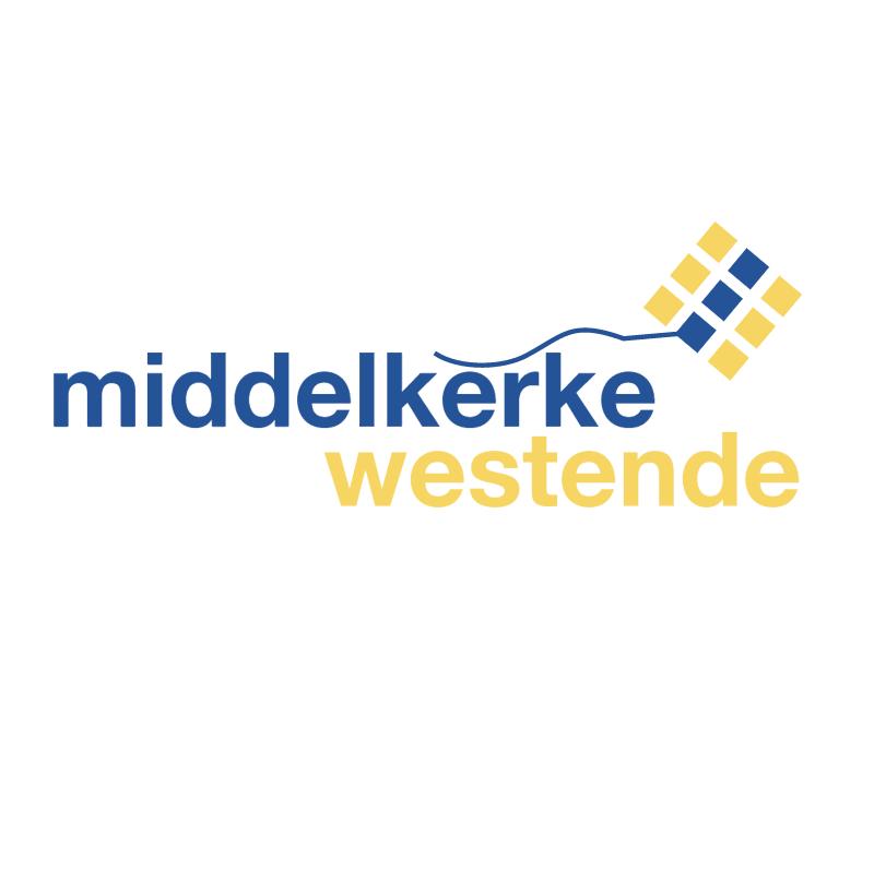 Middelkerke Westende vector