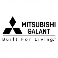 Mitsubishi Galant vector