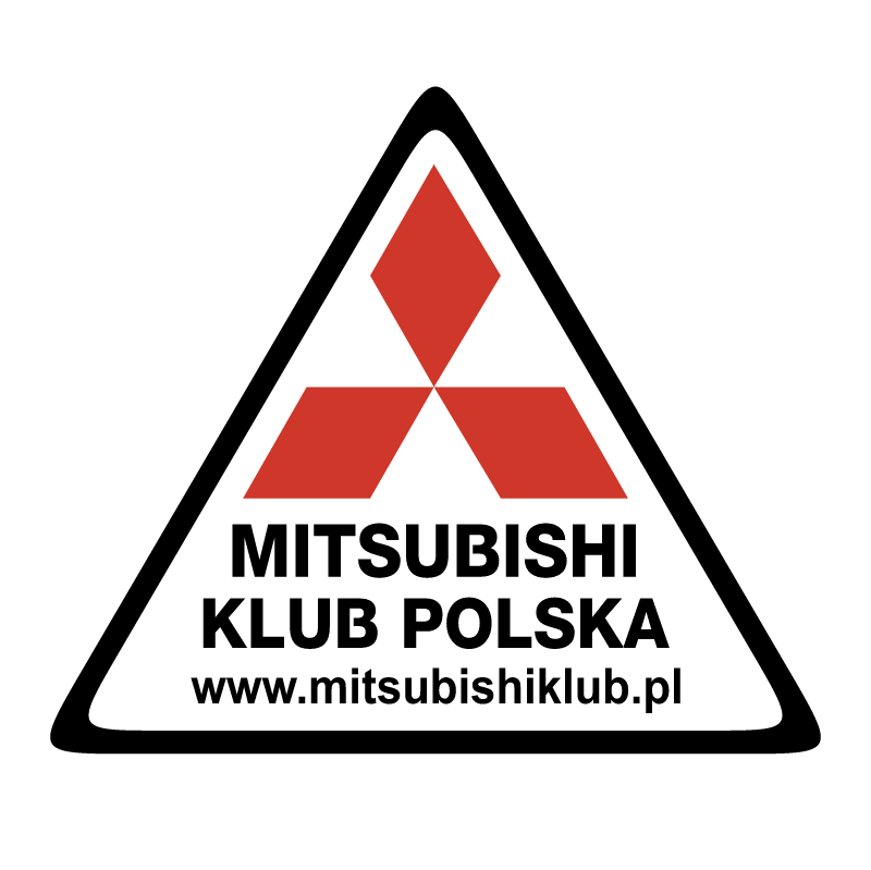 Mitsubishi Klub Polska vector