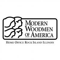 Modern Woodmen of America vector
