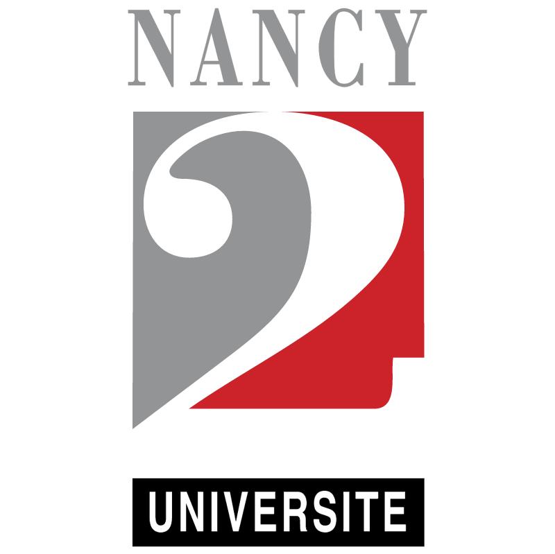 Nancy 2 Universite vector